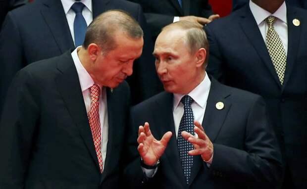 Польские СМИ: какова истинная цель «дружбы» Анкары и Москвы?