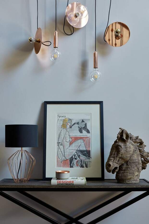 Фотография: Декор в стиле Эклектика, Дом, Проект недели, Женя Жданова, Подмосковье – фото на InMyRoom.ru