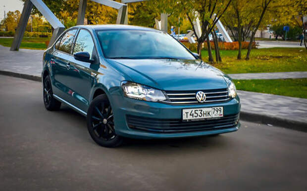 6900 км с VW Polo: «секретные» функции и раздражающие мелочи