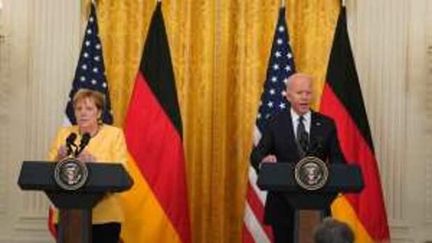 """Германия с США подготовили для Украины унизительную подачку: Нюансы сделки по """"Северному потоку - 2"""""""