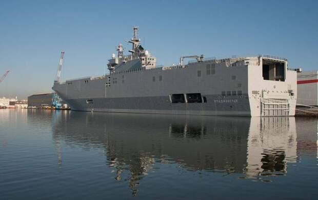 Перспективный УДК для ВМФ России: появились поводы для оптимизма?
