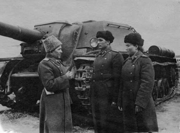Танкисты Бойко: как воевали муж с женой на собственном танке