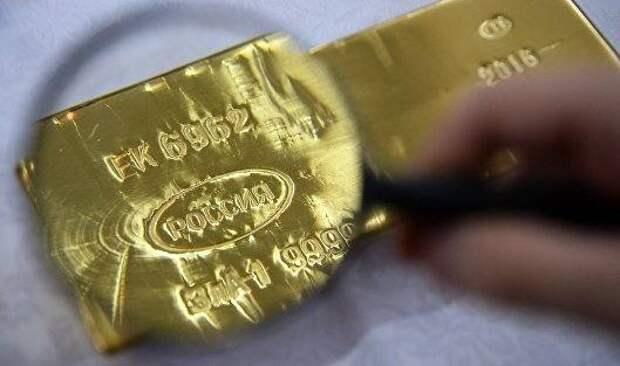 Золото подешевело на заявлениях Йеллен о процентных ставках в США