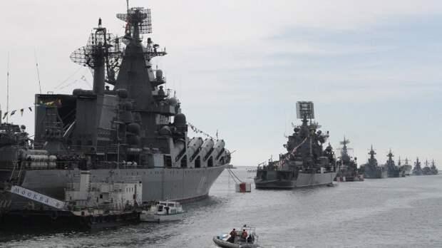 Враг не пройдёт: Армия и флот встали на защиту Крымского моста от кораблей НАТО