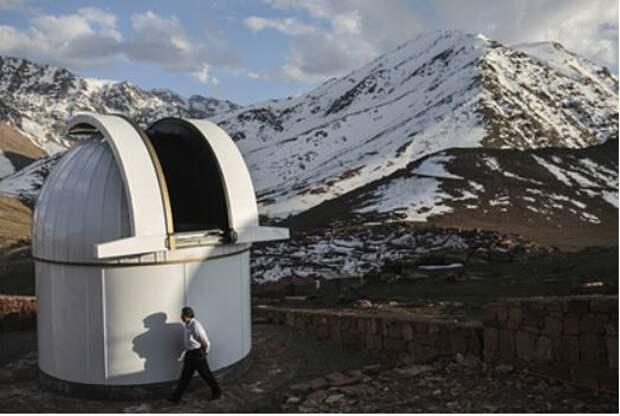 За месяц к Земле приблизились 70 неизвестных астероидов