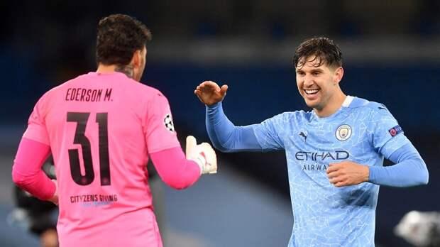 «Манчестер Сити» превзошёл рекорд МЮ в Лиге чемпионов