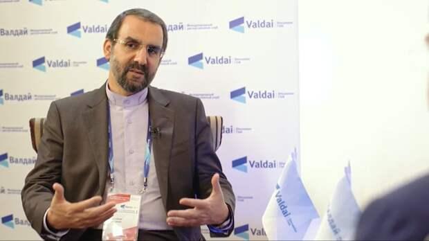 Мехди Санаи об ирано-российских отношениях