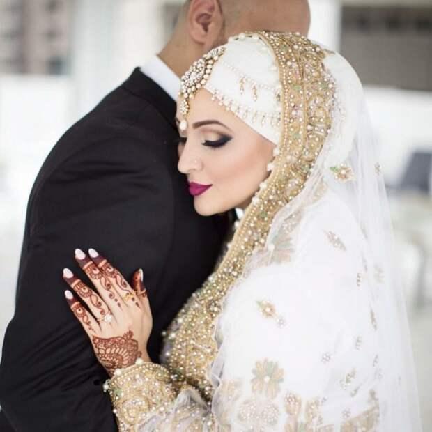 Свадебные наряды Египта