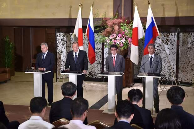 Россия – Япония: сохранить курс на сближение