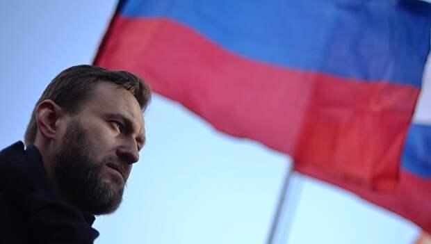 """Навальный заявил о намерении подать иск против телеканала """"Россия 1"""""""