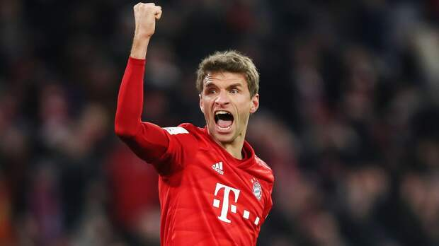 Мюллер: «Бавария» могла забить «Вердеру» больше, поэтому победа заслуженная, хоть мы и пропустили»