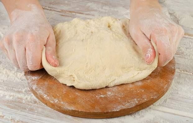 дрожжевое тесто на пирожки
