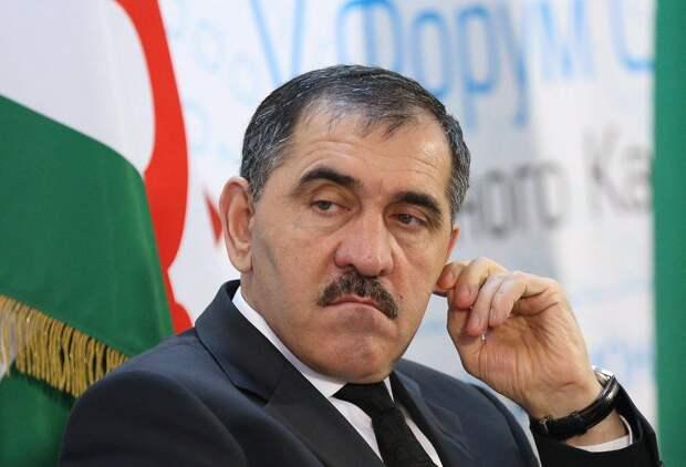 Глава Ингушетии Юнус-Бек Евкуров намерен уйти в отставку
