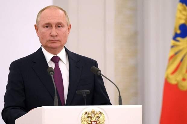 Путин пообещал работать над повышением доходов граждан