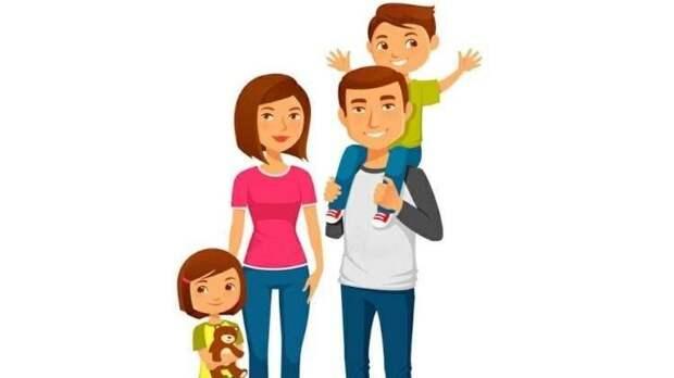 Осуществлен перерасчет размера ежемесячной денежной выплаты на ребенка в возрасте от 3 до 7 лет