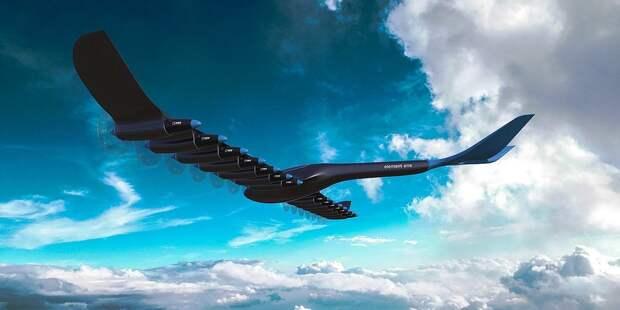 Первый в мире водородно-электрический пассажирский самолет от компании HES
