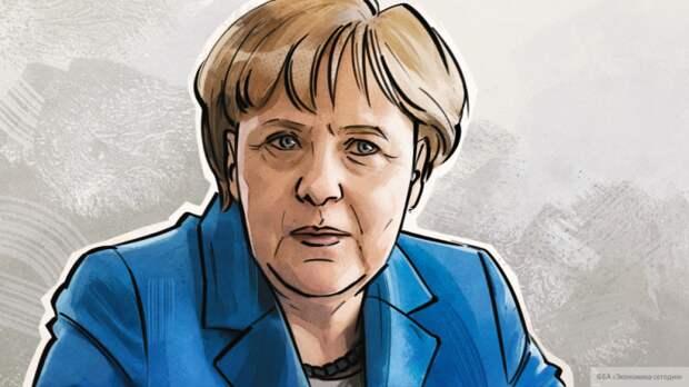 """Рар объяснил жесткое и необычное выступление Меркель про """"Северный поток — 2"""""""