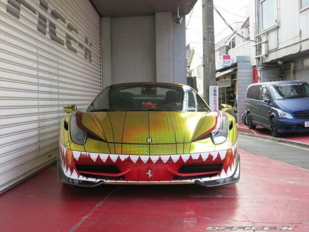 Теперь вы не сможете спокойно смотреть на автомобили! авто, машины, прикол, фото, эмоции