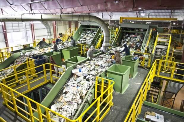 В Тобольске нашли тело младенца на мусоросортировочном заводе