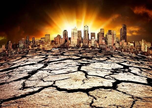 В ближайшее время мир столкнётся с новыми рекордами аномальной жары