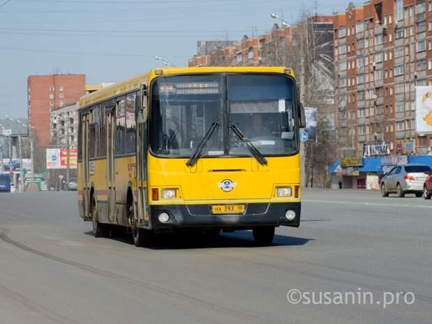 В Ижевске на маршрутах автобусов № 9 и 26 ввели систему бескондукторного обслуживания пассажиров