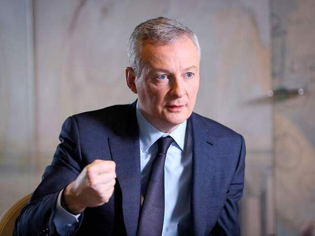 Министр экономики Франции объявил о начале торговой войны с США