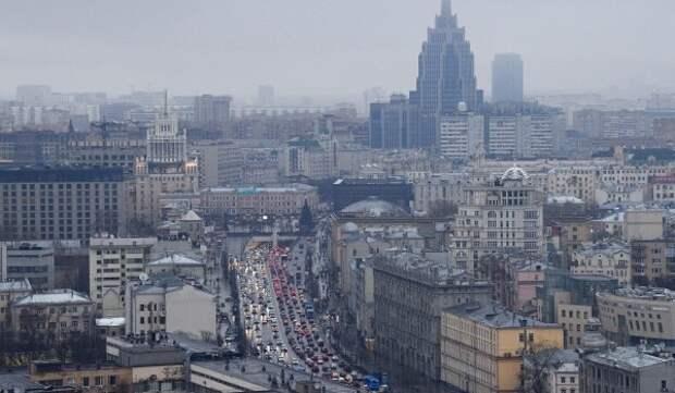Облачная погода и до 19 градусов тепла ожидается в столице 15 апреля