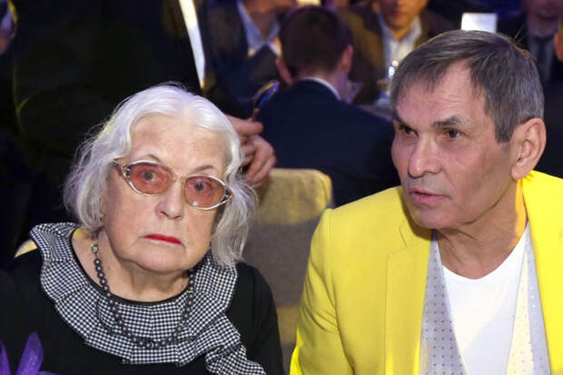 Федосеева-Шукшина разводится с Алибасовым