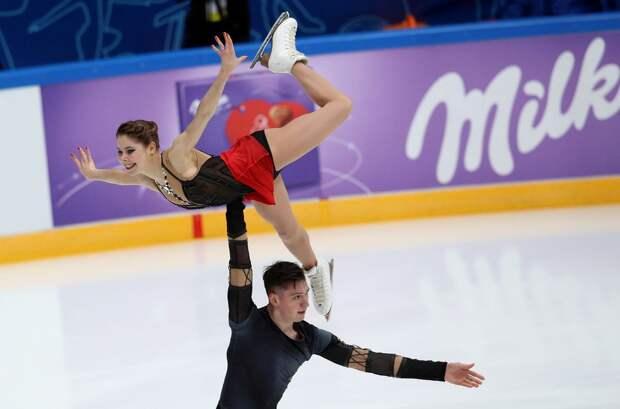 Мишина и Галлямов: «На ЧМ ехали просто показать себя. Было важно почувствовать атмосферу стартов такого уровня»