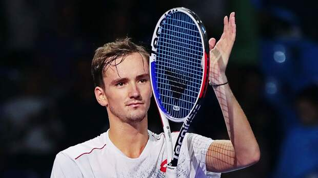 Медведев — 5-й теннисист в истории с 10 тысячами очков в рейтинге ATP