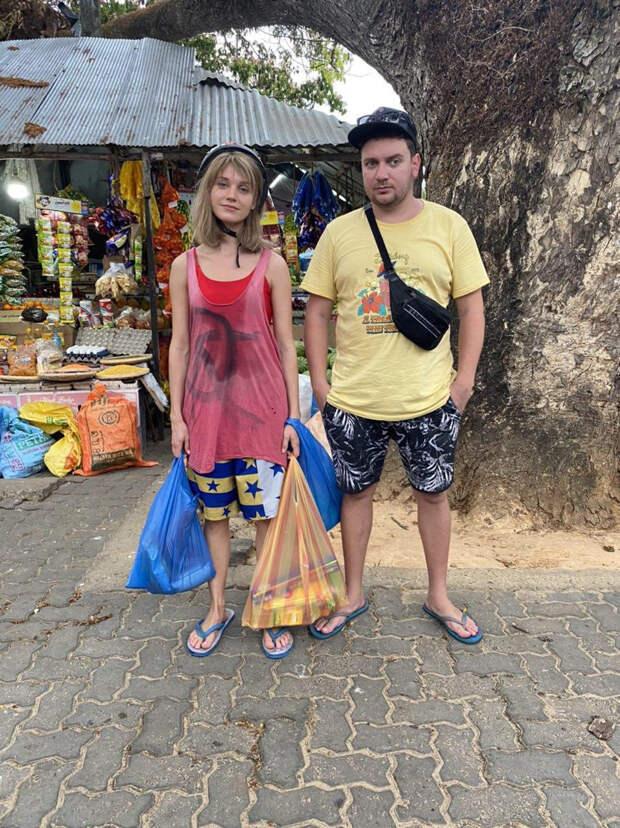 Создатели комедии «Булки» попали под карантин на Шри-Ланке