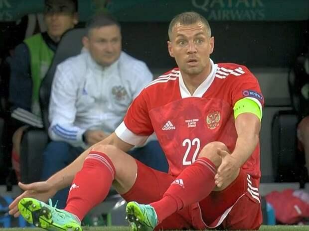 Игре сборных России и Дании на Евро-2021 посвящается