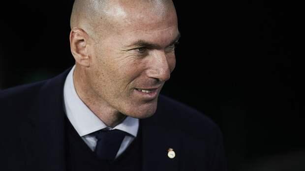 Зидан: «Реал» хочет выиграть Ла Лигу. Будем бороться до конца»