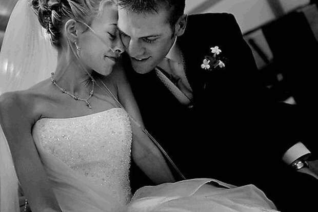 Они любили друг друга, но брак продлился всего 5 дней. Грустная история одной свадьбы