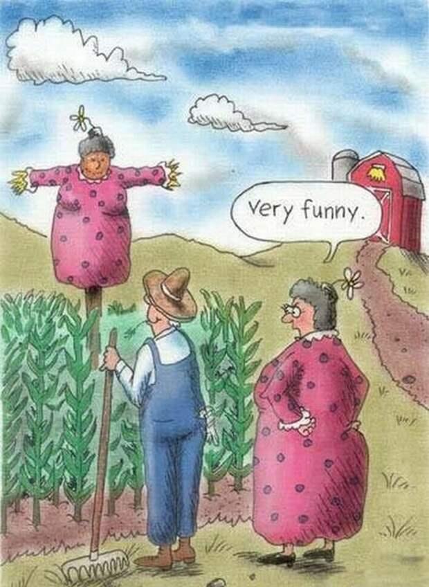 Смешные рисунки (40 фото)