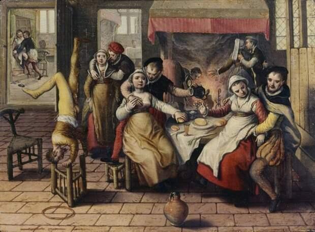 Как боролись с сифилисом в эпоху Средневековья?