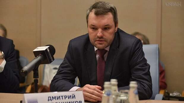Солонников назвал санкции США в отношении РФ и РБ частью кампании Трампа