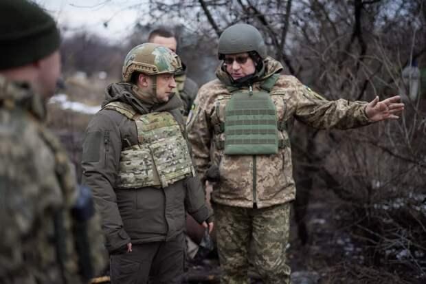 Голос Мордора: Парадокс Минских соглашений
