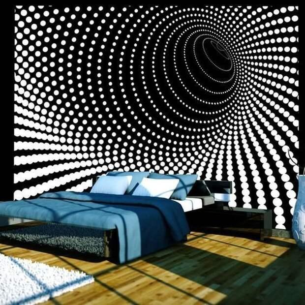 Пьяным вход воспрещен, или психоделического дизайна вам в глаза