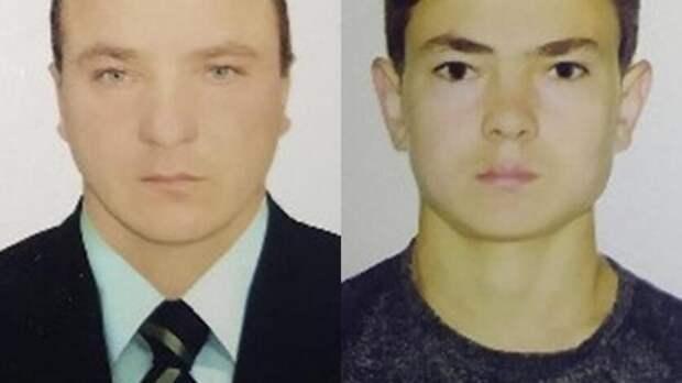 Пропавших отца и сына нашли в Ростовской области