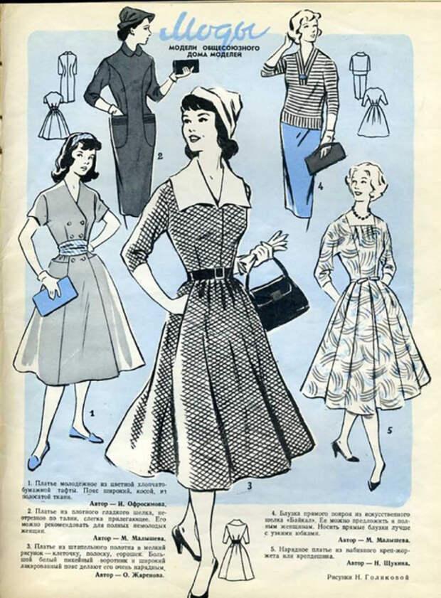 Журнал Работница, 1975