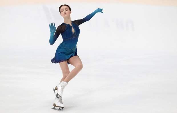 Вайцеховская: «Щербакова способна валить прыжки на тренировке, но блистательно исполнять их на соревнованиях»