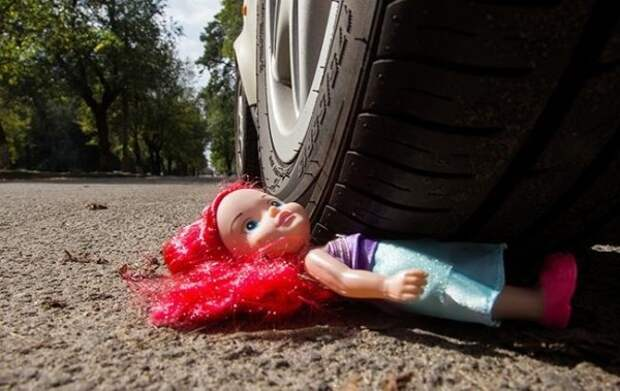 Смертельная авария в Крыму попала на видео
