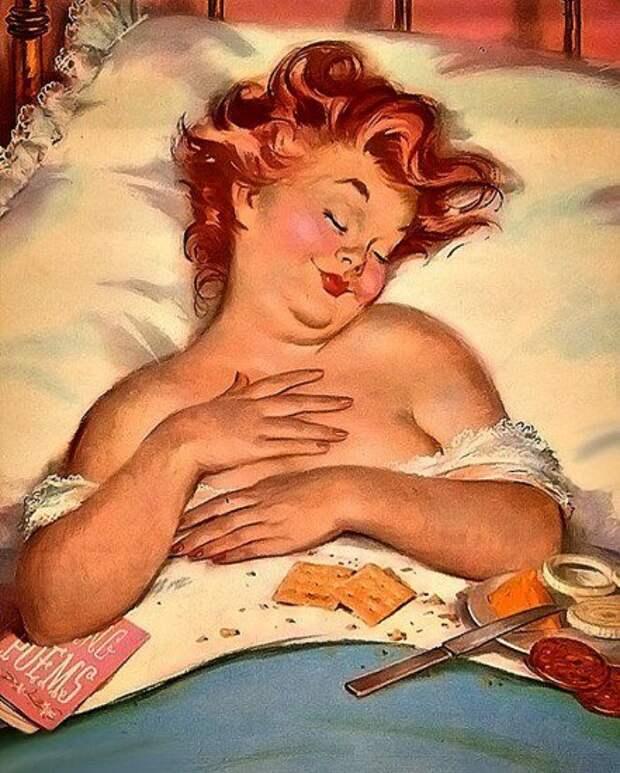 Как влияет лишний вес на личную жизнь?
