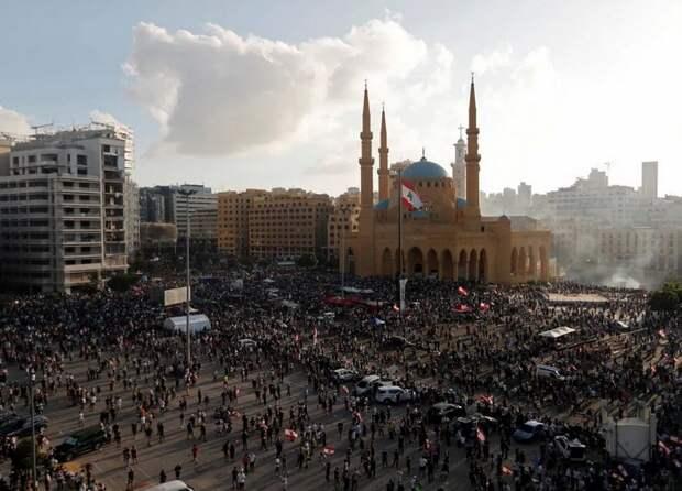 Не искра, а бомба: Ливан стал новой целью США?