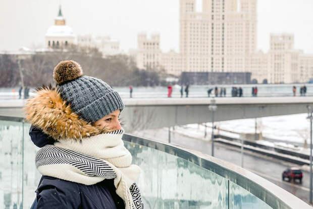 Синоптики рассказали, когда в Москву придёт зима