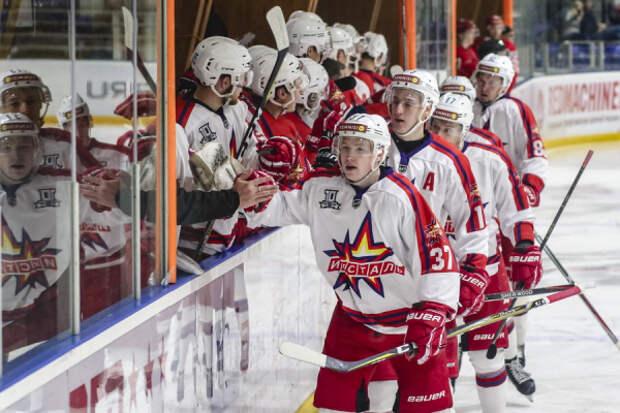 Хоккеисты «Ижстали» одержали победу в Ростове-на-Дону