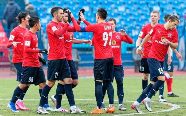 В «СКА-Хабаровск» назвали задачу на 2-ю часть сезона в ФНЛ