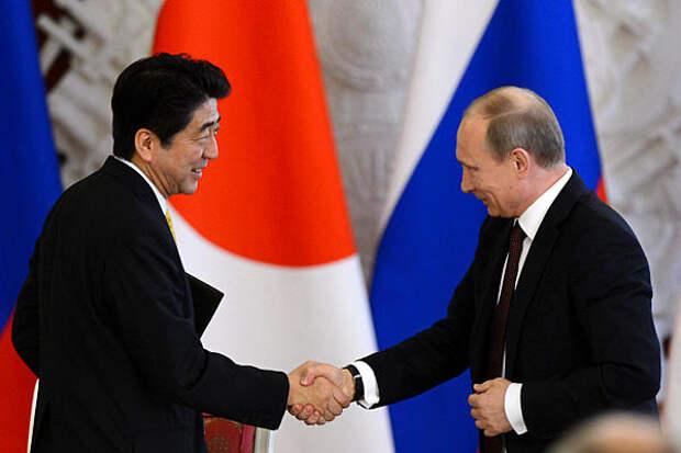 Почему Япония заторопилась помириться с Россией