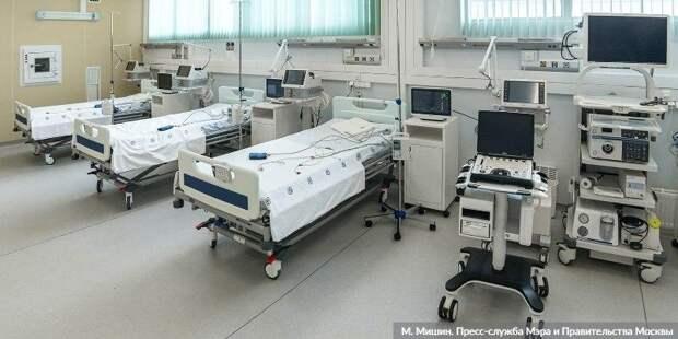 Ракова: Число госпитализаций с COVID-19 за неделю возросло на 30%